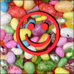 candy = happiness.... doesn't it?